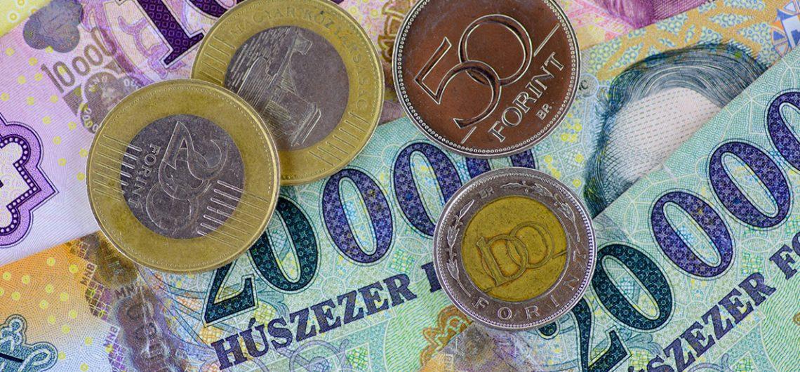 ¿Qué moneda tiene Hungría?