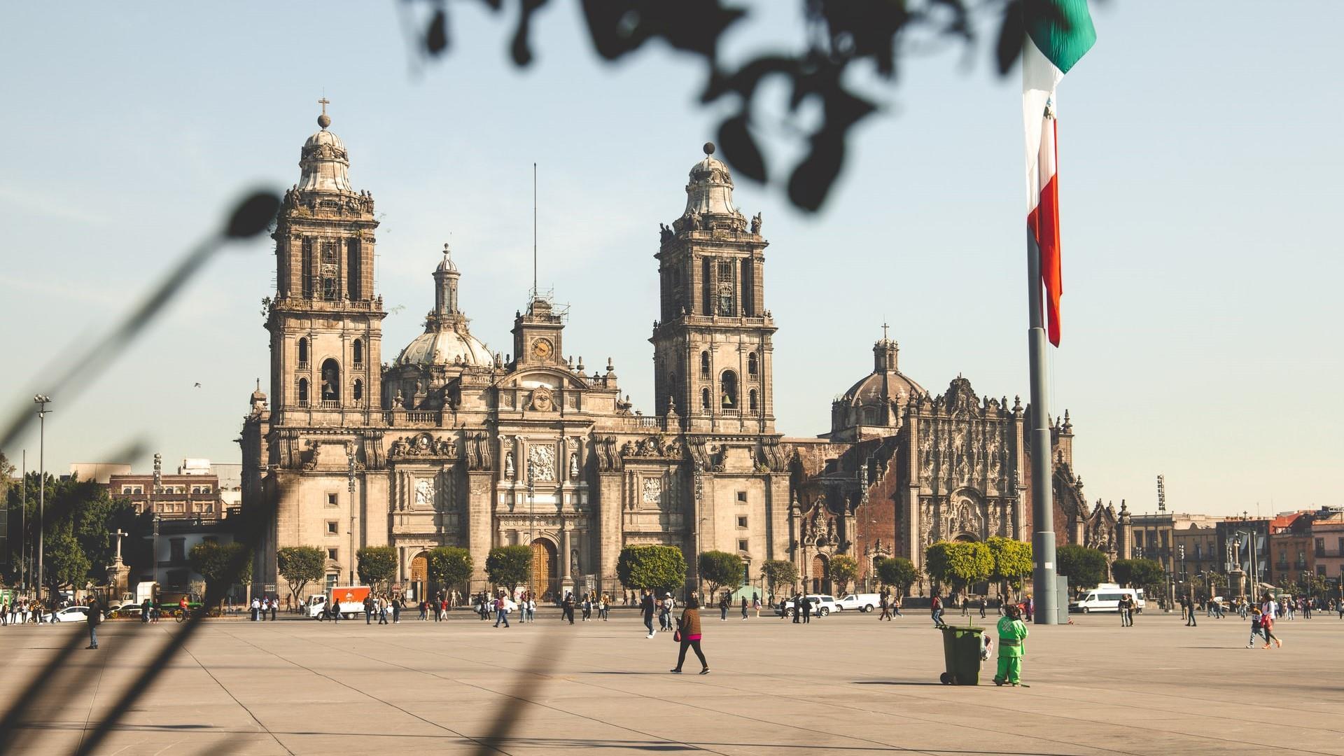 Free Tour México histórico y gastronómico