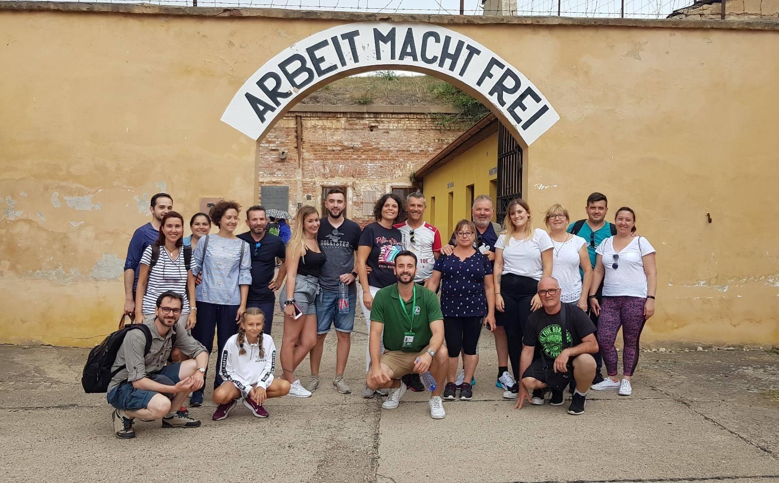 Tour Campo de Concentración de Terezín