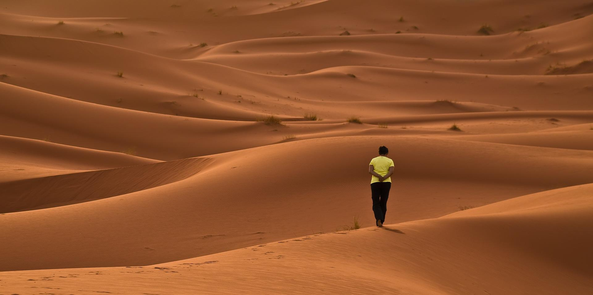 Excursión al desierto de Merzouga acabando en Fez
