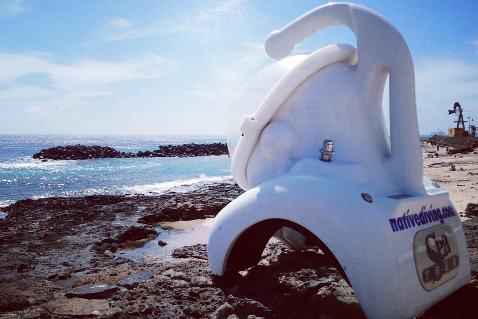 Buceo-con-casco-Sea-Trek-en-Lanzarote-8