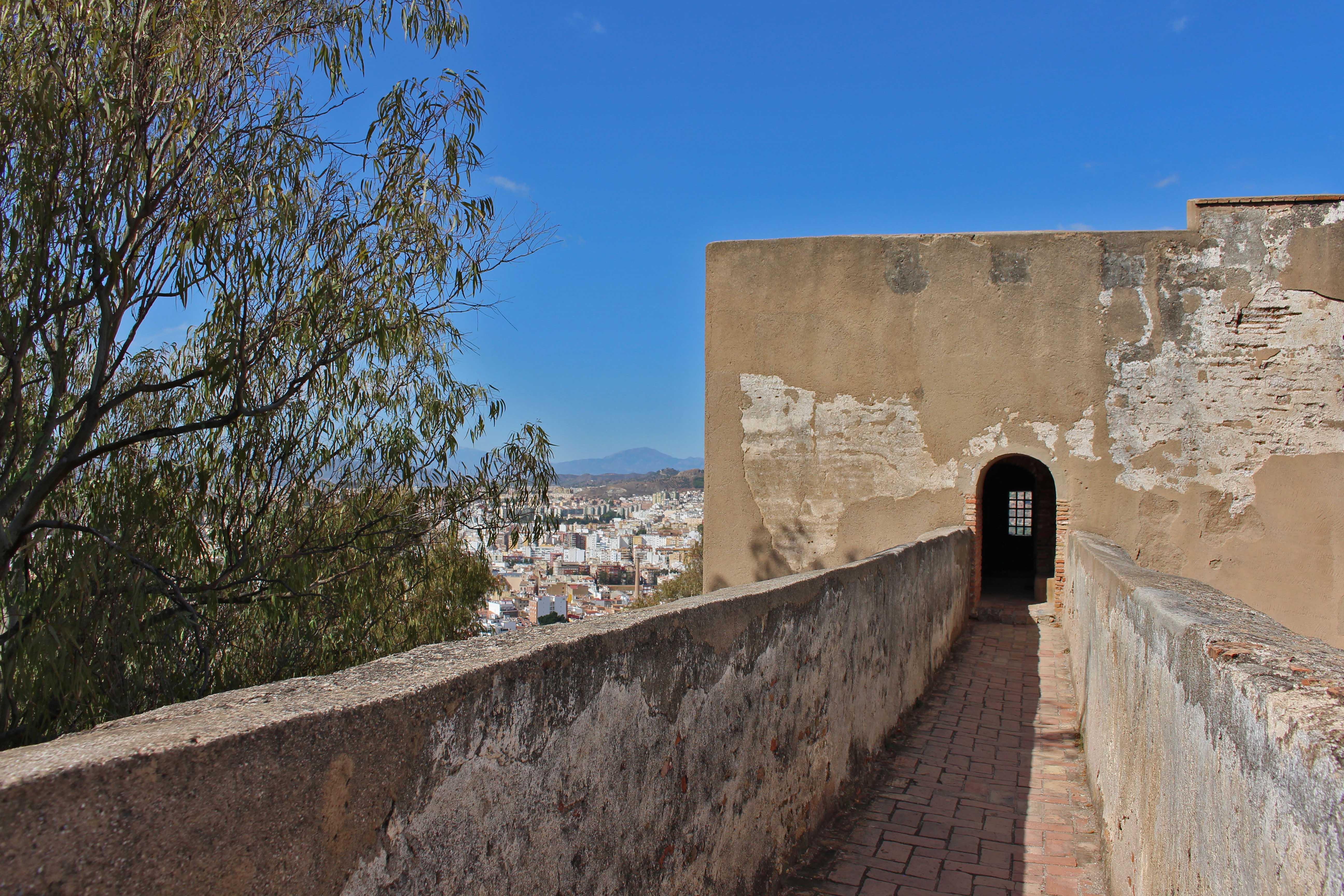 Tour-Castillo-de-Gibralfaro-4