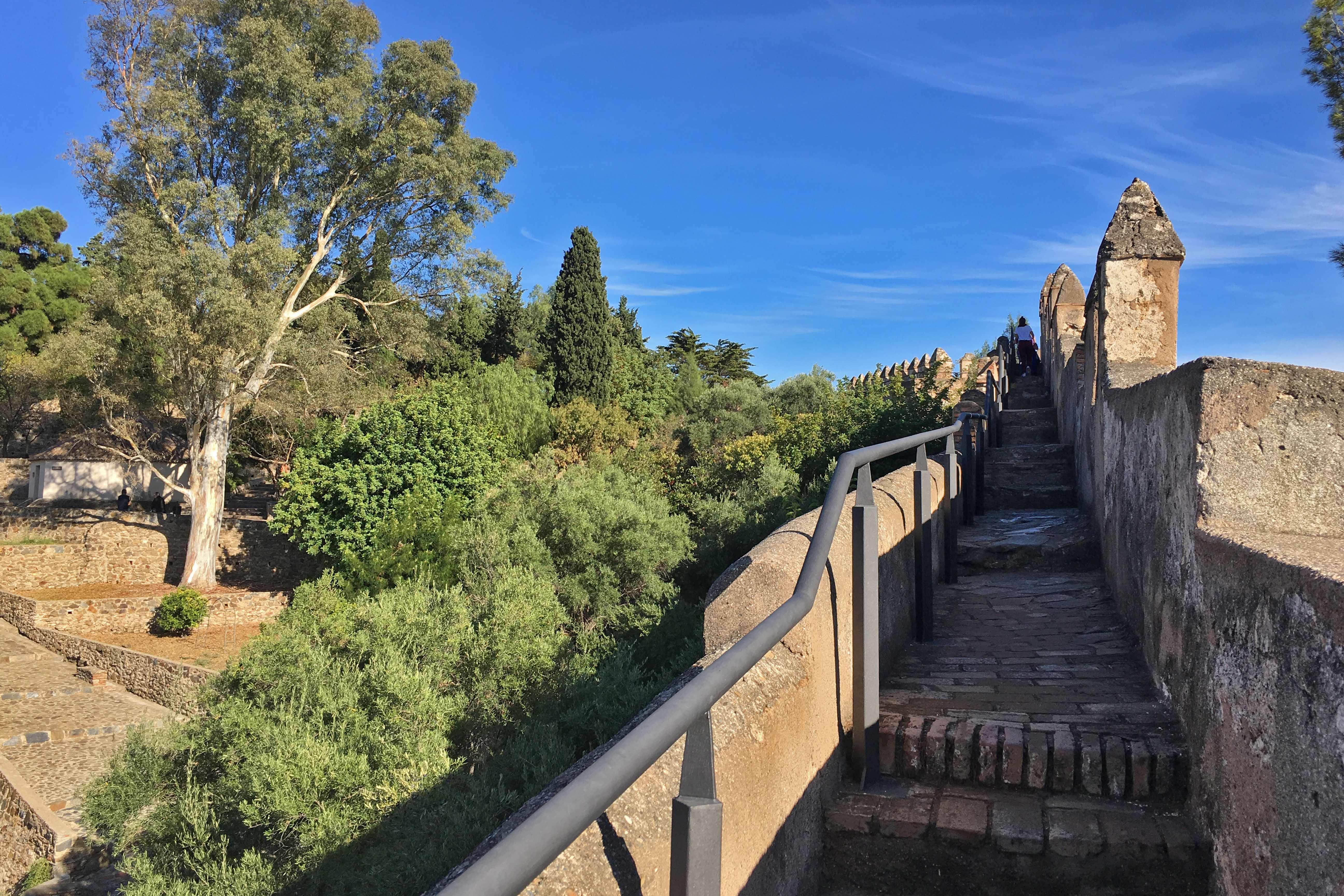 Tour-Castillo-de-Gibralfaro-1
