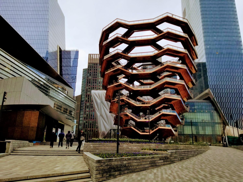 High Line and Hudson Yards Walking Tour