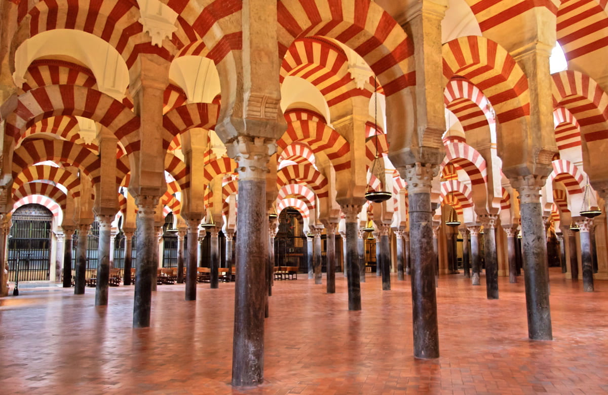 Guided tour of the Mosque-Cathedral of Córdoba