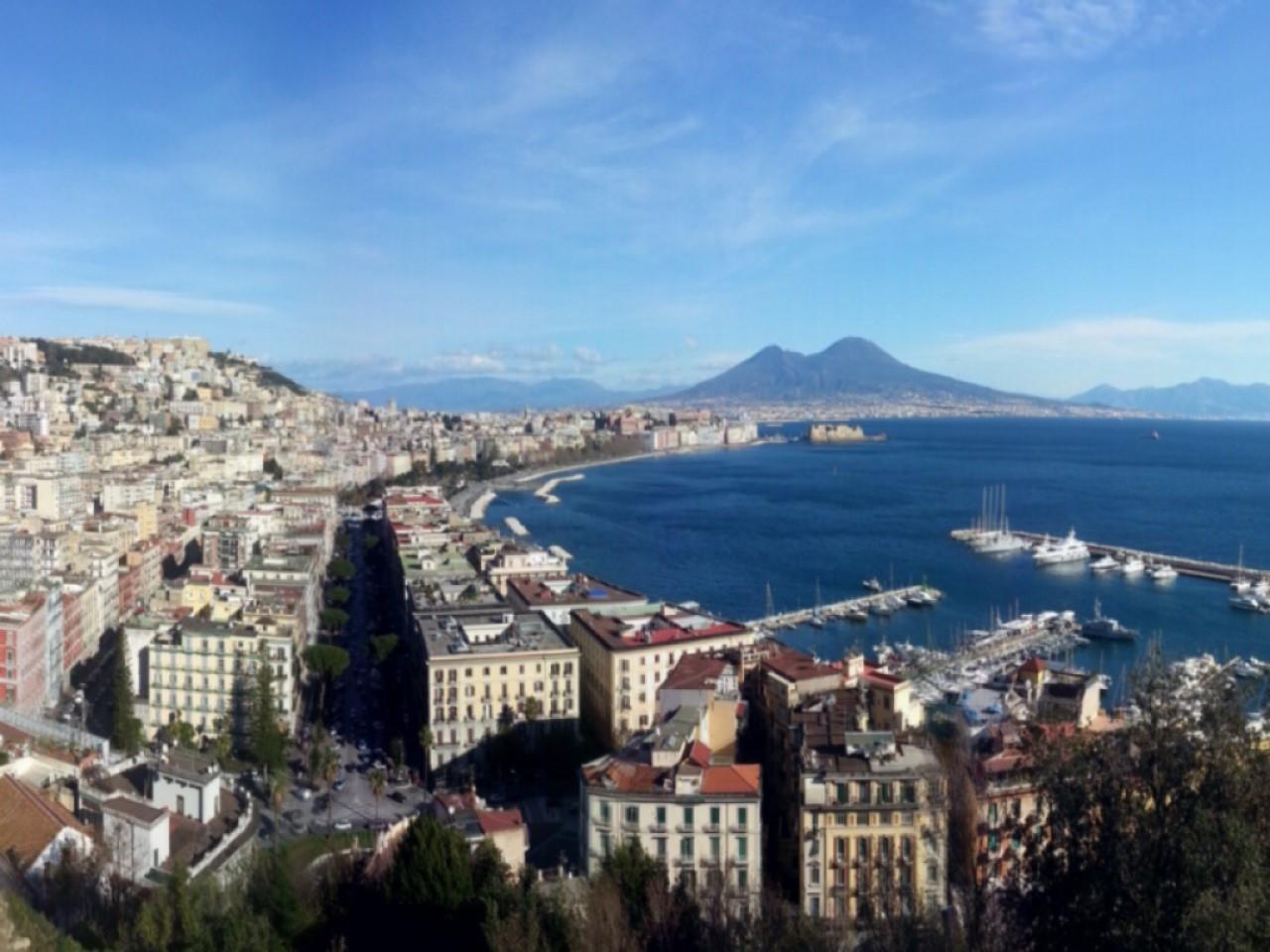 Visita guiada en bus por Nápoles