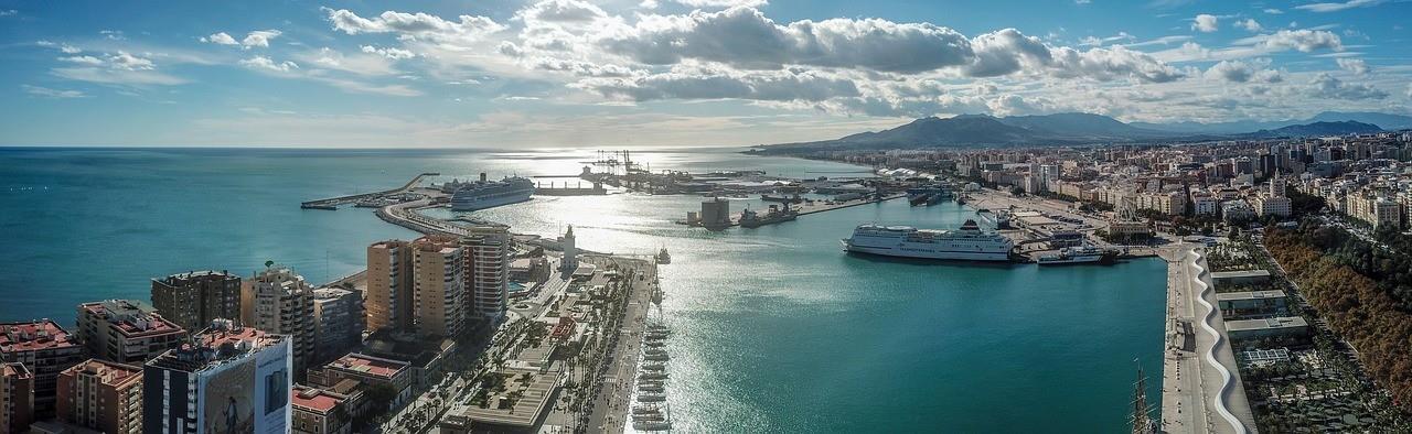 Port of Malaga Sightseeing Cruise