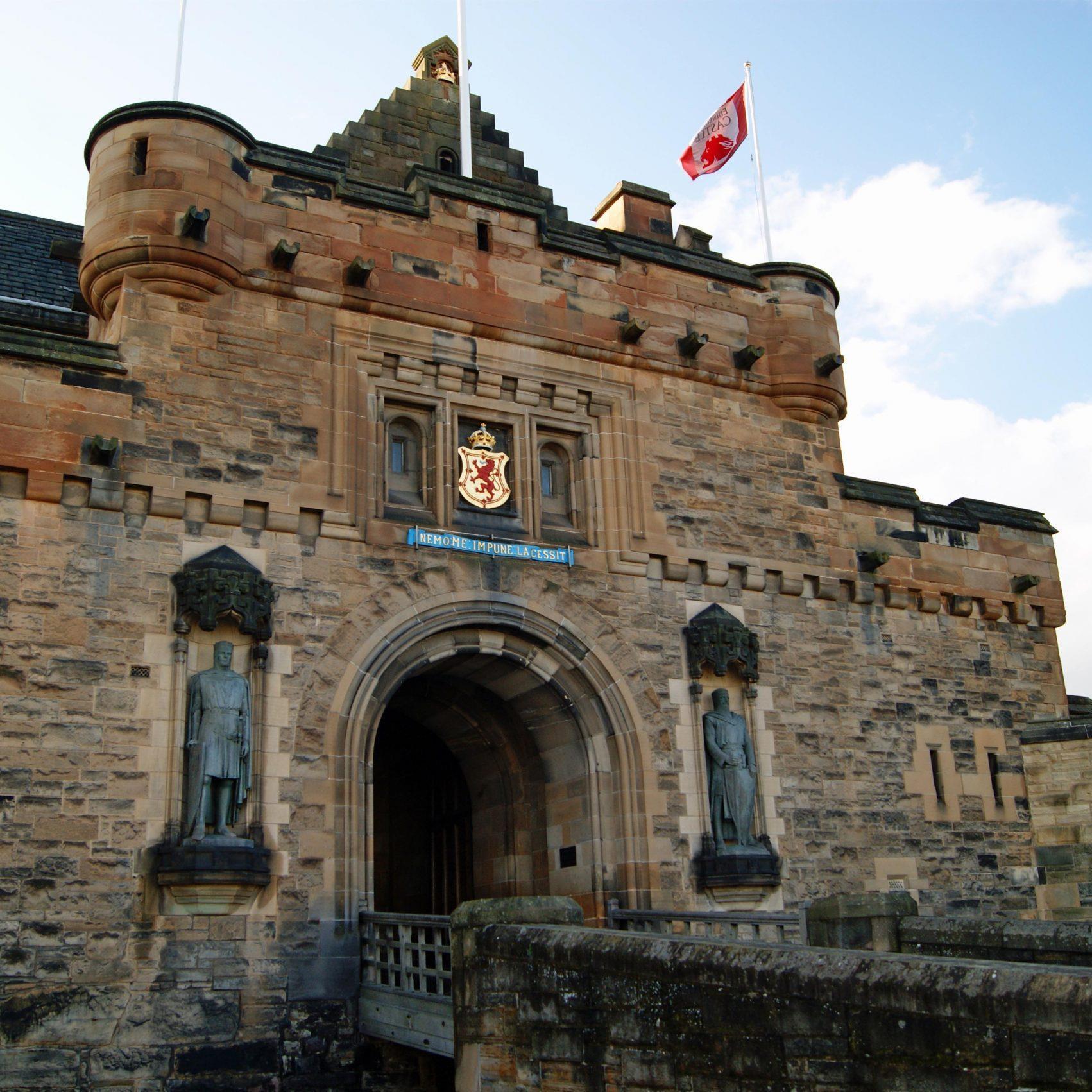 Edinburgh Castle Guided Visit
