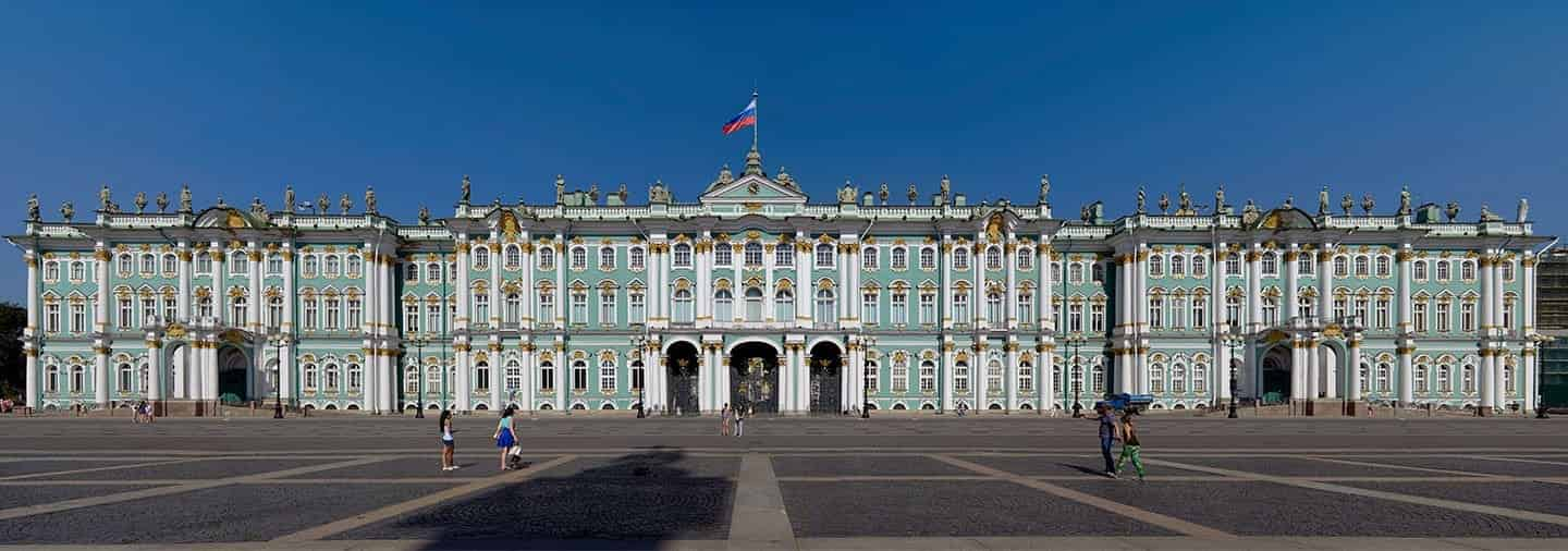 St. Petersburg Free Walking Tour
