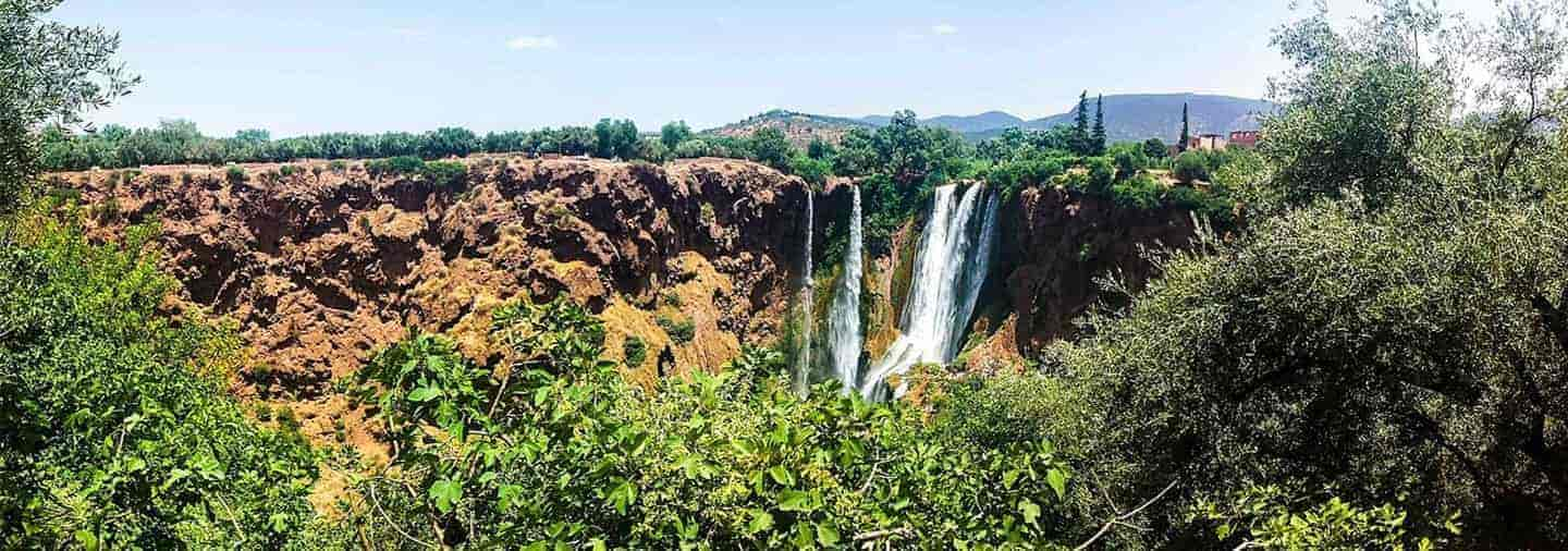Ouzoud Waterfalls Day Trip