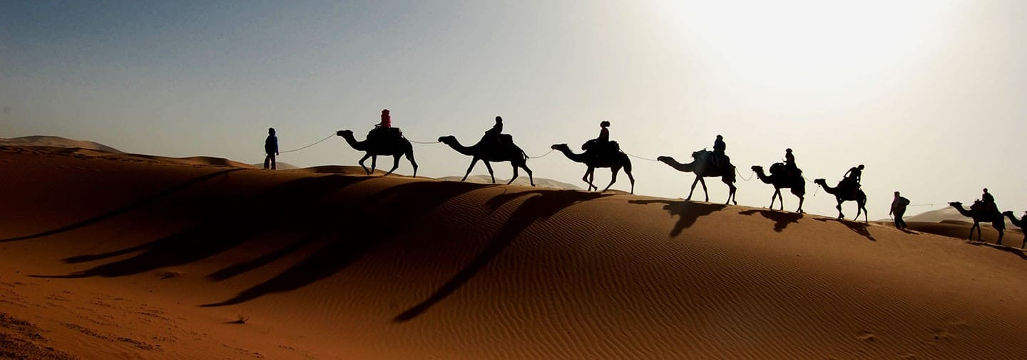 2 days trip to Zagora Desert from Marrakech