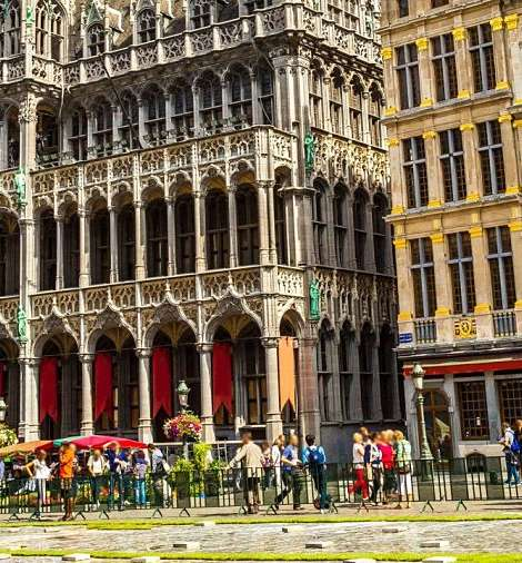 Free Tour Barrio Europeo de Bruselas
