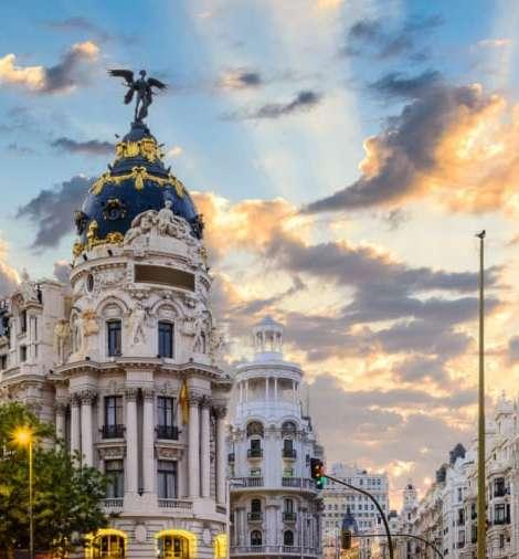 Madrid Express Free Walking Tour