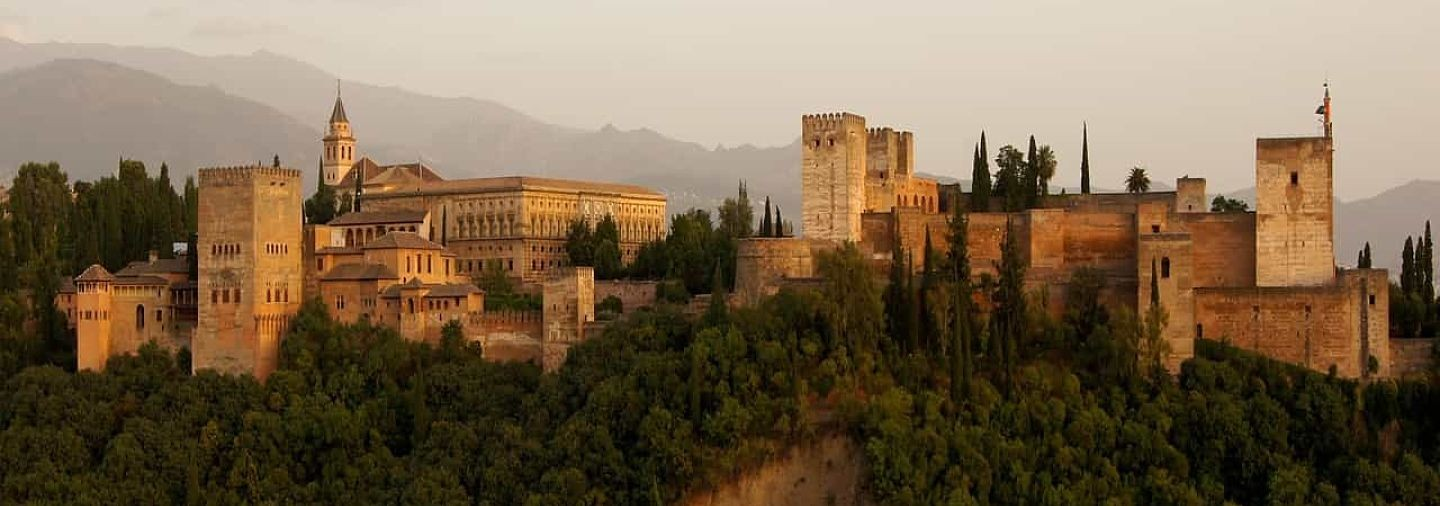 Alhambra and Granada day trip from Malaga