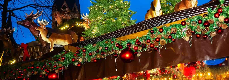Christmas Markets in Bonn Free Walking Tour