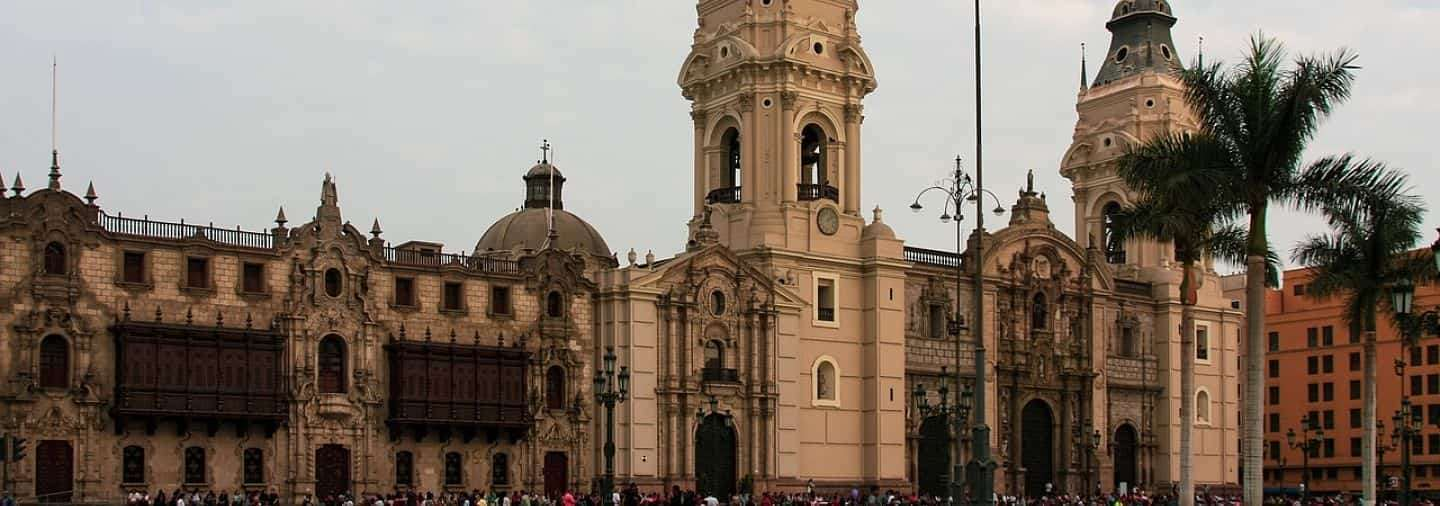 Lima Free Walking Tour