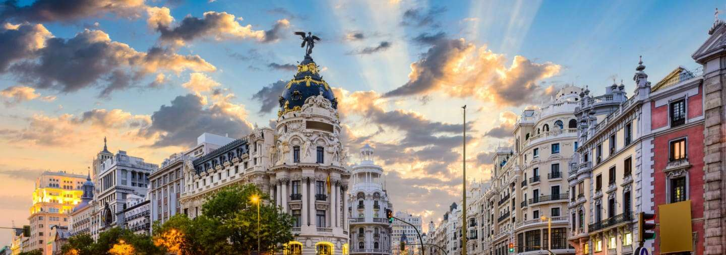Madrid Express Free Walking Tour