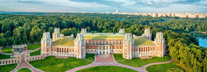 Tour Kolomenskoe y Tsaritsino
