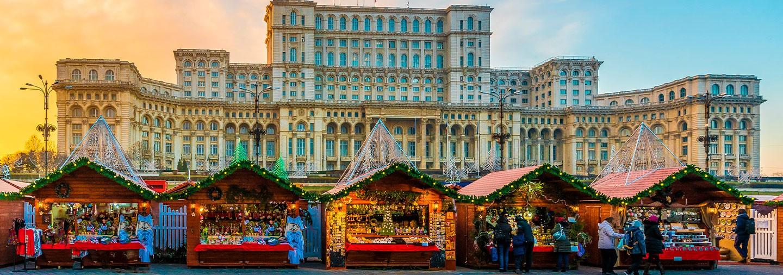 Tour Navidad en Bucarest