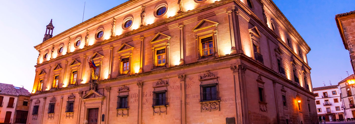 Ubeda by Night Tour