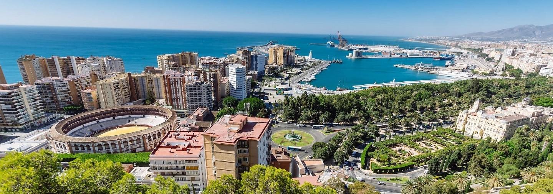 Full Day Malaga Walking Tour