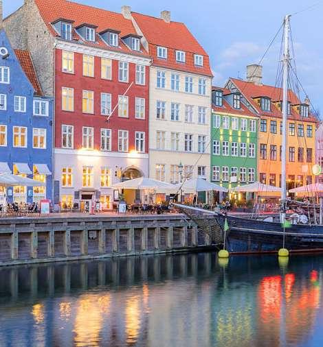 Copenhagen Classic Free Walking Tour