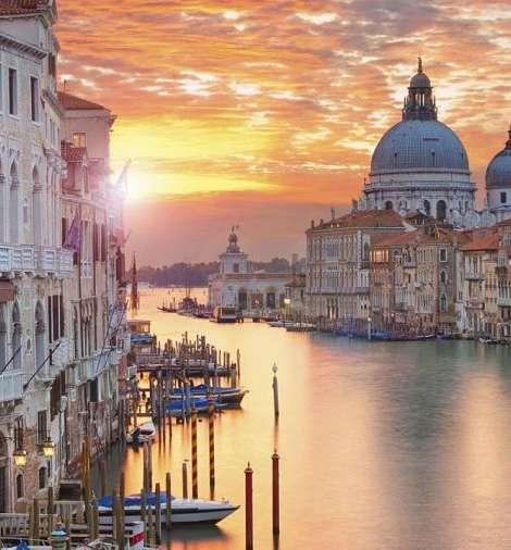 Venice at Sunset Free Walking Tour