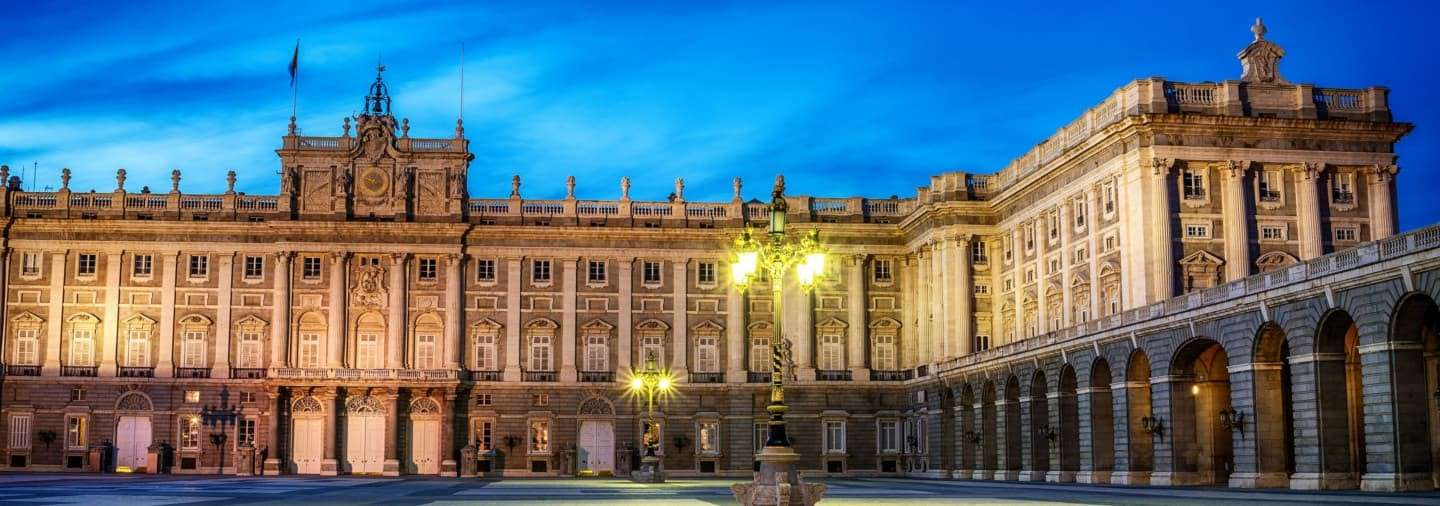 Royal Palace of Madrid Guided Tour