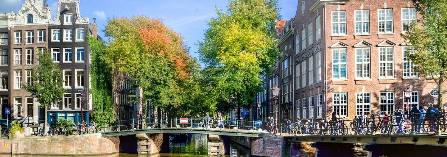 Historical Amsterdam Free Walking Tour