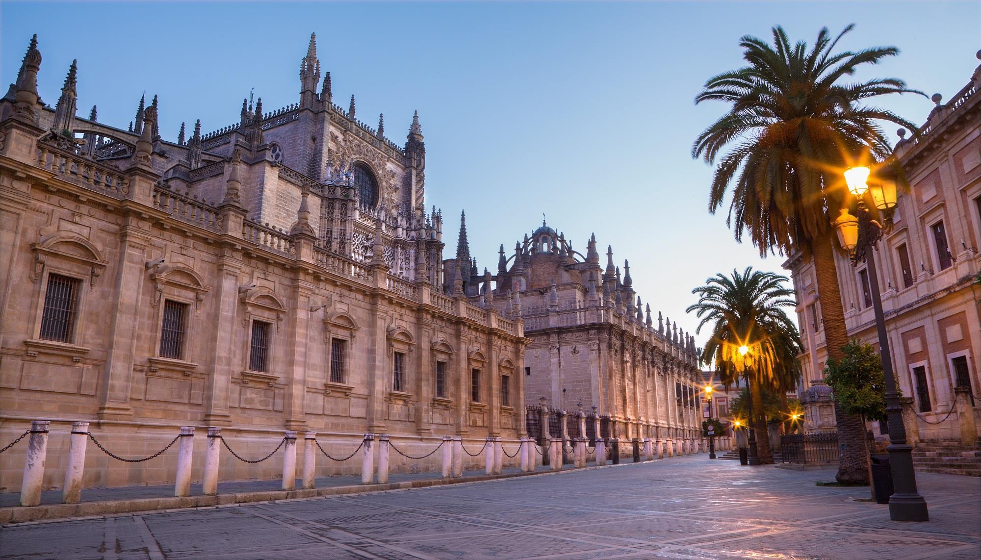 Visita Guiada Sevilla al atardecer