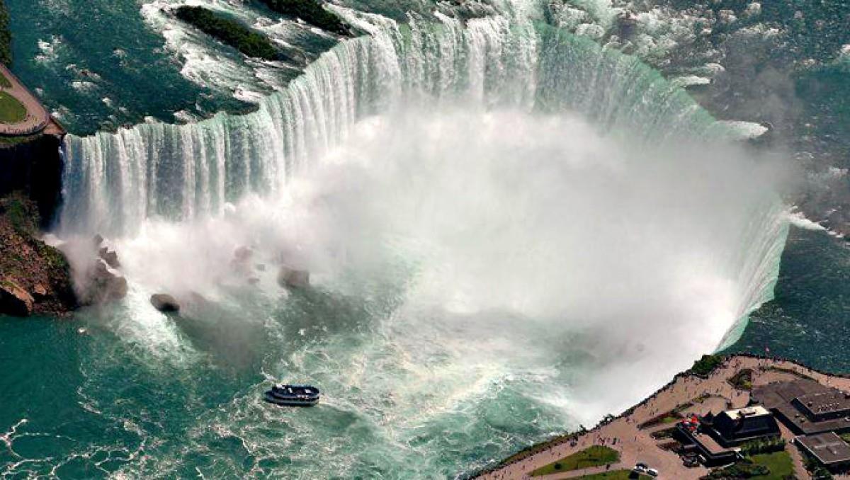 One day Tour to Niagara Falls