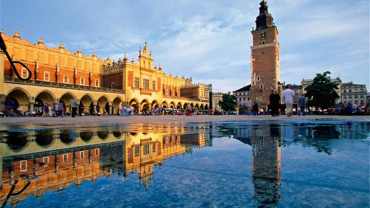 Old Town Krakow Free Tour