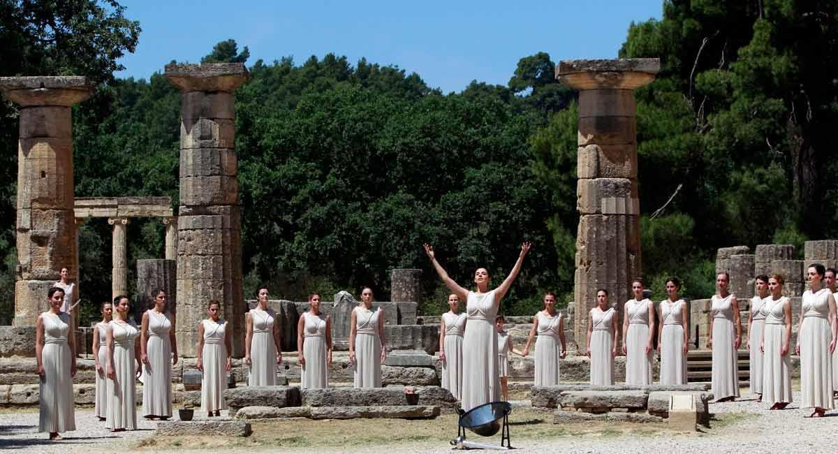 Circuito Clásico: Olympia, Delfos y Meteora
