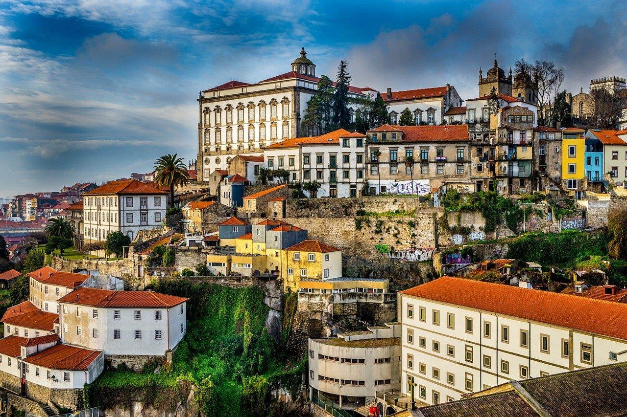Free Tour Oporto Ribeira