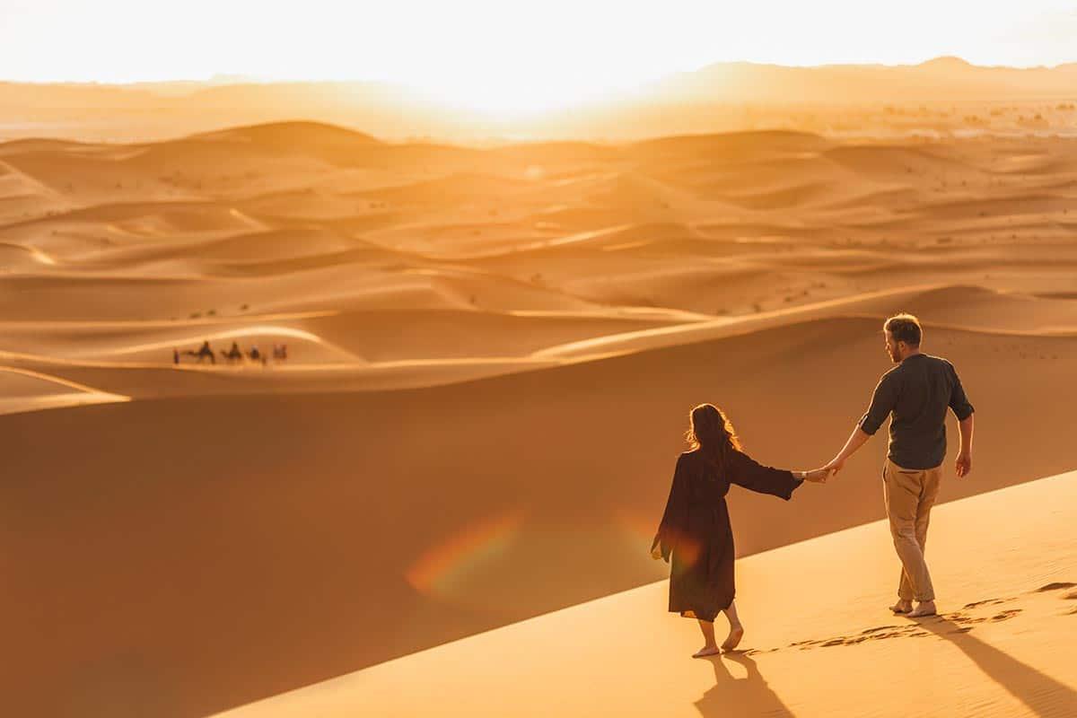 Excursión 4 días Desierto Merzouga desde Marrakech