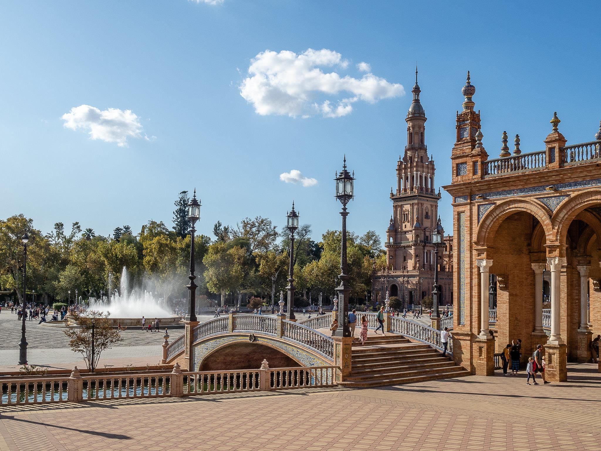 Tour Primeros Pasos por Sevilla