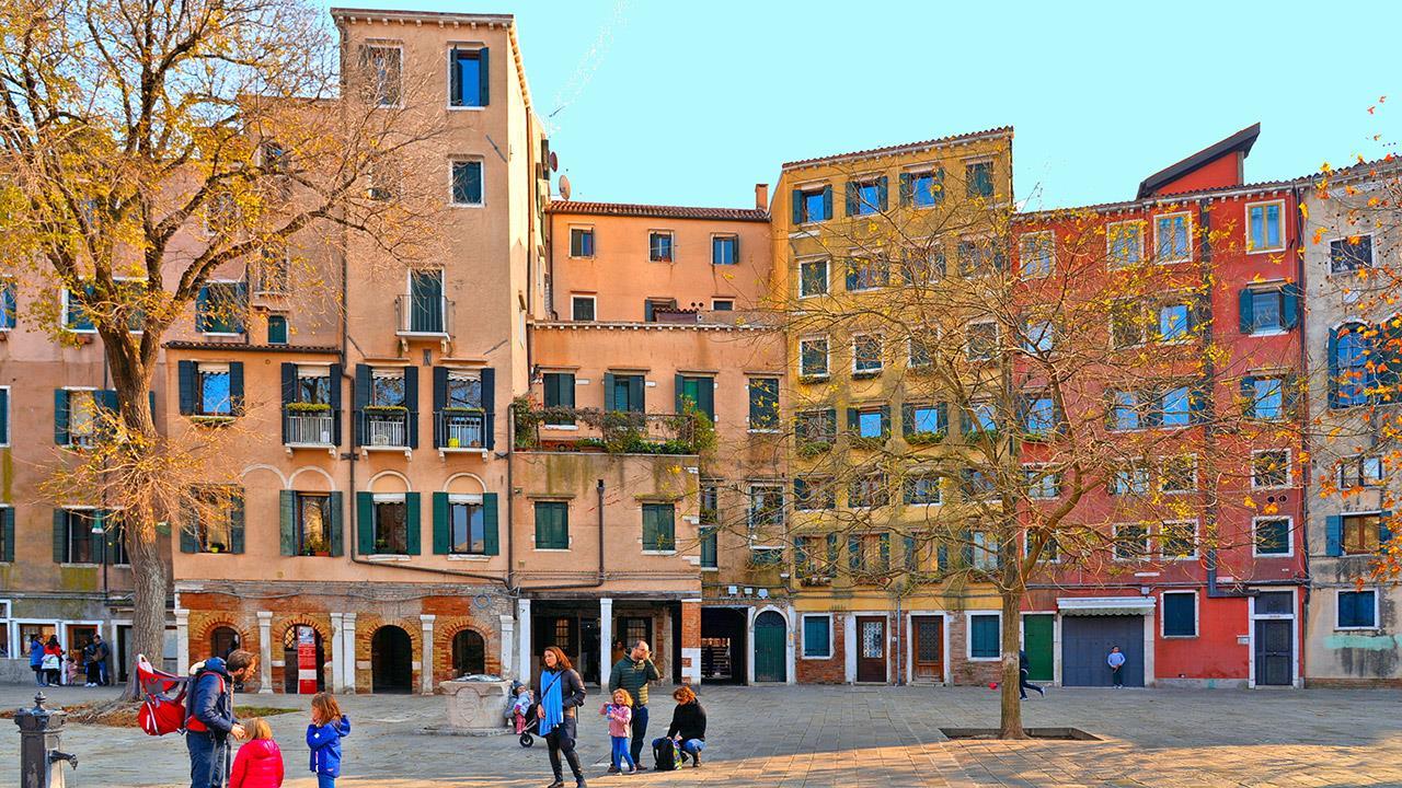 Venice Free Tour: Jewish Ghetto