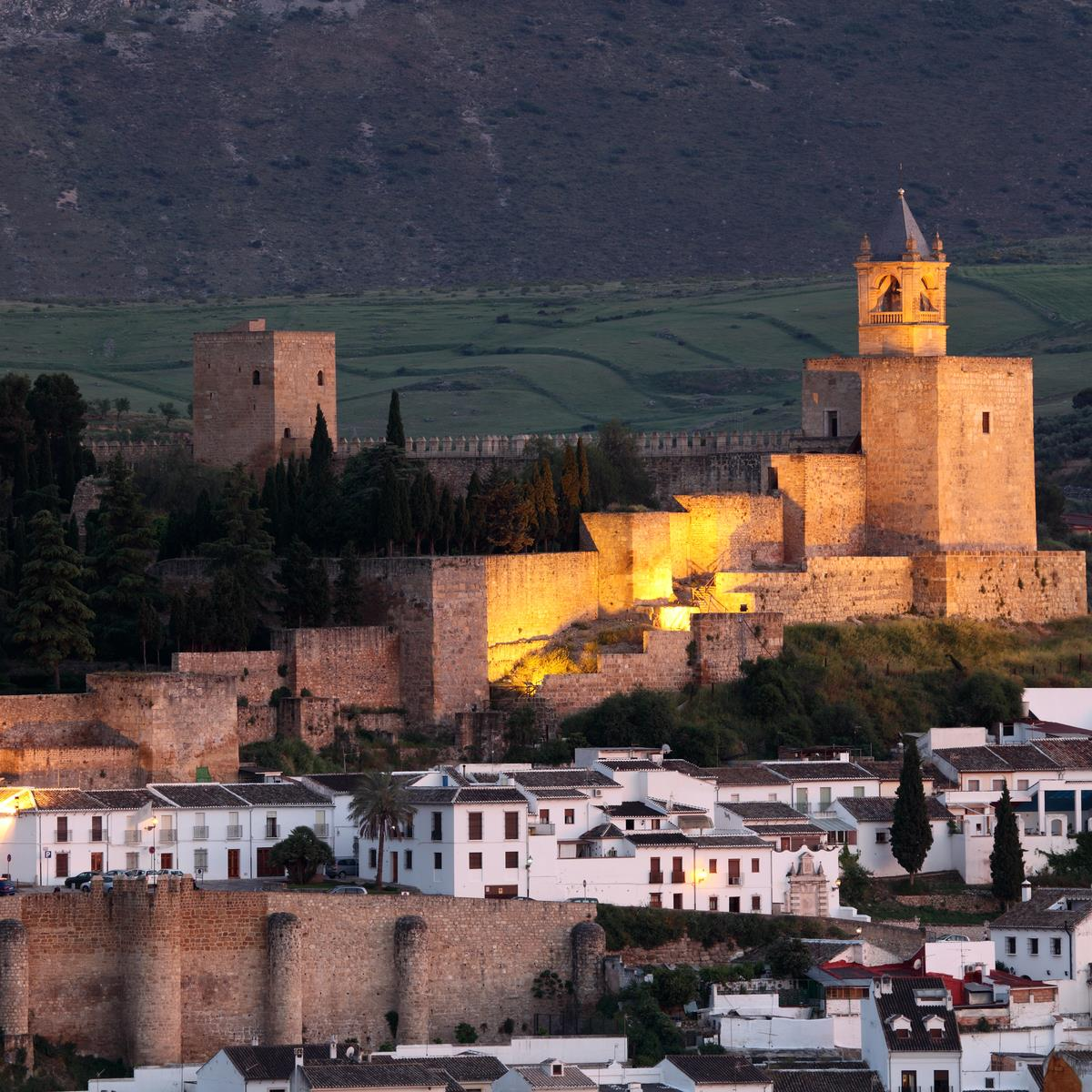 Antequera By Night Tour