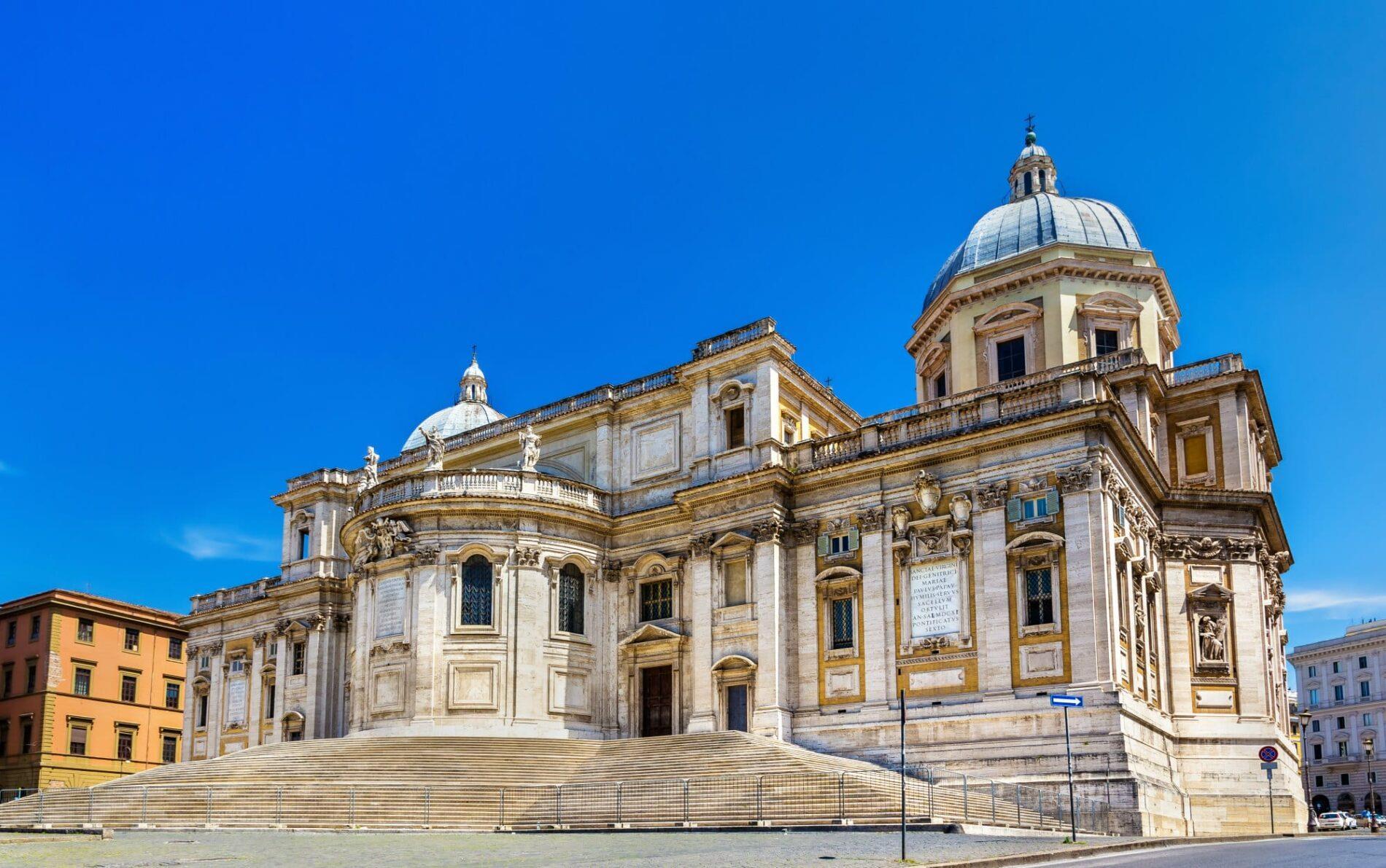 Tour por las Catacumbas y Basílicas en Roma