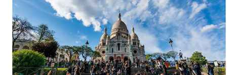 Montmartre and Sacred Heart Tour