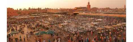 Tour Privado por Marrakech en español