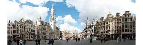 Brussels Lower City Free Walking Tour