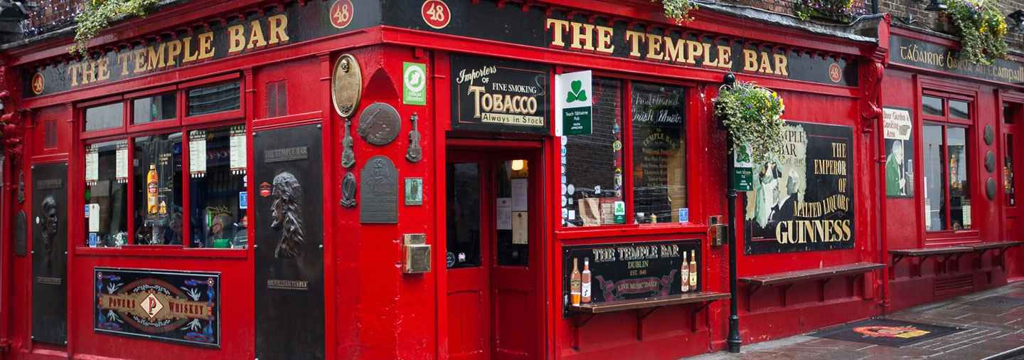 Tour Nocturno Temple Bar
