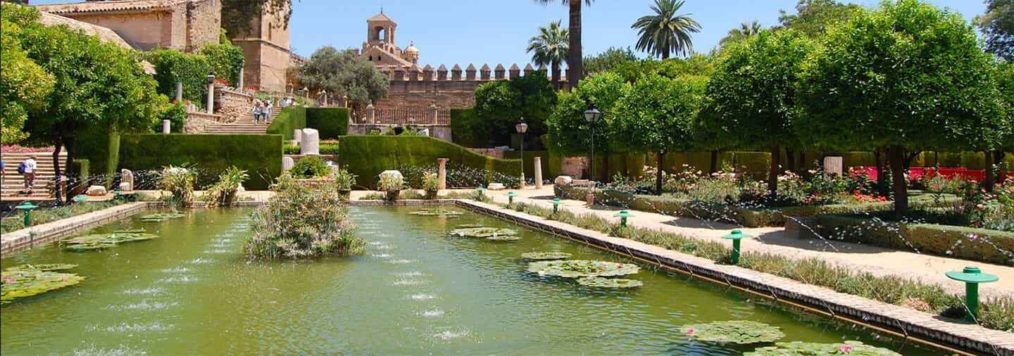 Alcazar of the Christian Monarchs Tour with tickets