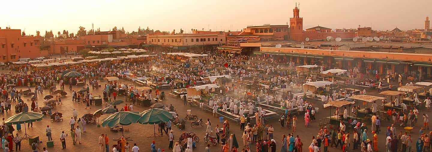 Tour Privado por Marrakech en español