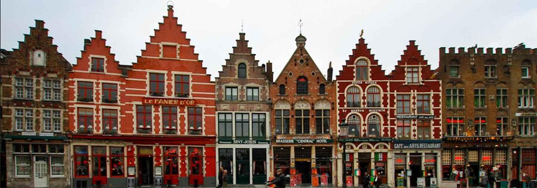Excursión a Brujas desde Bruselas
