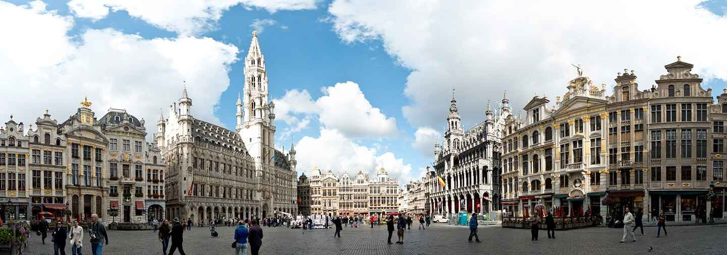 Brussels Lower City Free Walking Tour