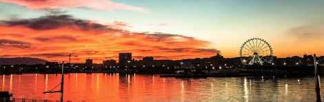 Malaga By Night Free Walking Tour