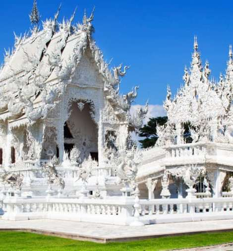 Chiang Rai and Golden Triangle Day Trip