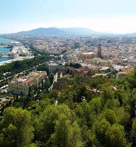 Tour Málaga al Completo